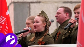 Как прошёл праздник 9 мая в Надыме