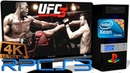 RPCS3 0.0.5 [PS3] - UFC Undisputed 3 [4K-Gameplay] CPU Blit-WCB. Vulkan api 4