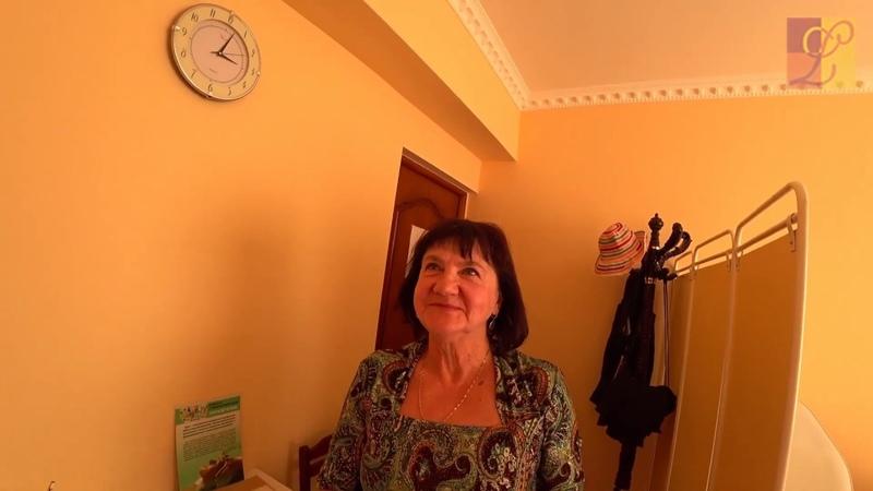 Омоложение лица Черноморской Лугой. Эффект через 4 дня