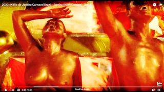 2020 breasts of Rio de Janeiro Carnaval Brazil - Age restricted - Capoeira Samba Brasil - Day 2 - P7