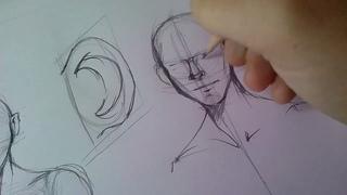 Урок рисования; Учимся рисовать; Быстрые скетчи