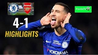 Chelsea vs Arsenal 4-1 Final Europa League 2019 HD