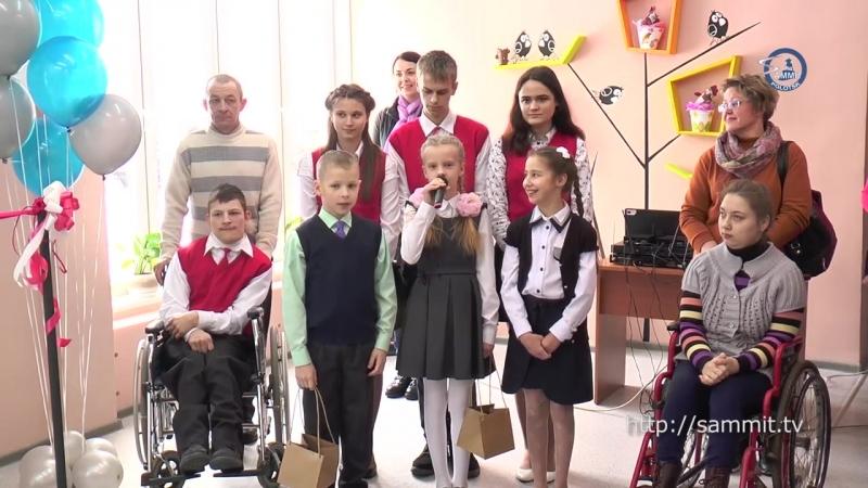 Саммит ТВ В СШ №8 Новополоцка появился лифт