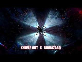 KNIVES OUT X BIOHAZARD / RESIDENT EVIL - BATTLE ROYALE