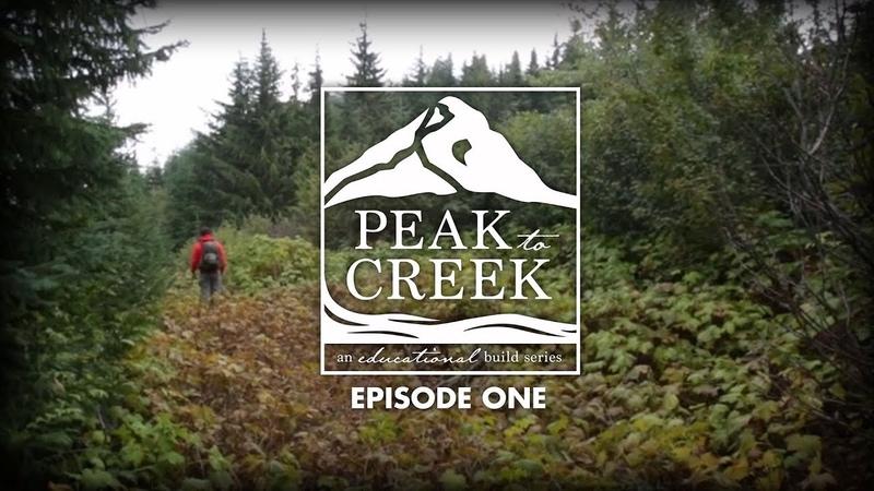 Peak to Creek: The Retallack Trailbuilding Experience Episode One