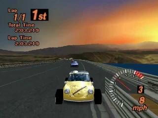 Gran Turismo 2 OPM Demo - Monte Carlo