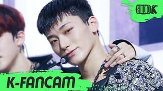 [K-Fancam] 에이티즈 산 직캠 'Deja Vu' (ATEEZ SAN Fancam) l @MusicBank 210917