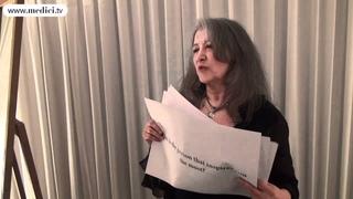 #11 INTERVIEW MARTHA ARGERICH