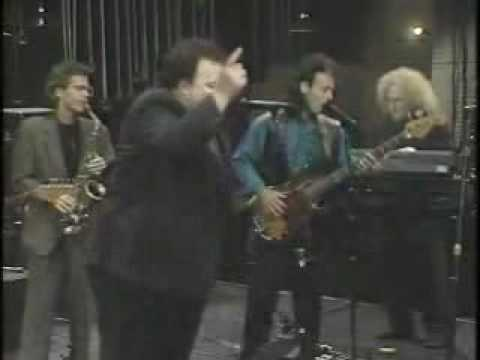 Pere Ubu - Debbie Harry (Blondie) - David Sanborn - Waiting for Mary - Lyrics - (a)Live 1989