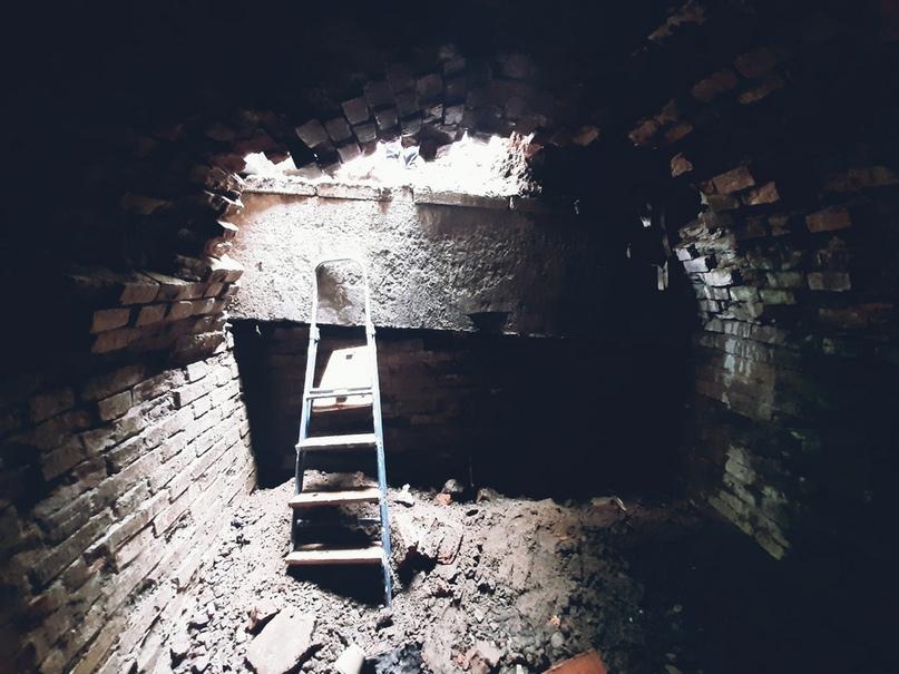 В Кирове нашли подземный ход, изображение №1