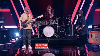 RockZone    Rage Against The Machine - Killing In the Name    The Voice Kids 2021 (Germany)