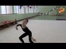 Совхозная группа художественной гимнастики поздравляет с 8 марта