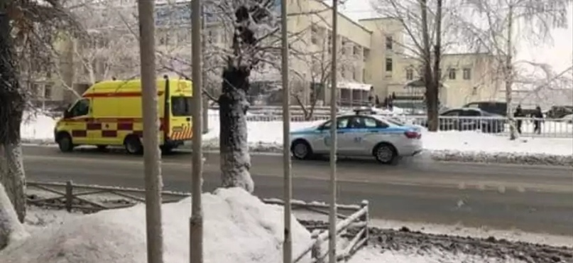 В Семее сбили двоих детей на пешеходном переходе