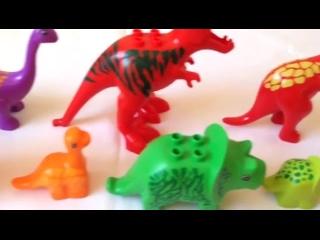 Совместимые пластиковые блоки динозавров из абс пластика, креативные детские игрушки diy, рыба, акула, кит, развивающие игрушки