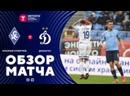 «Крылья Советов» – «Динамо». Обзор матч 08.04.2021