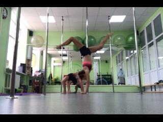 "Video by Студия спортивных танцев и фитнеса ""ТанцPole"""