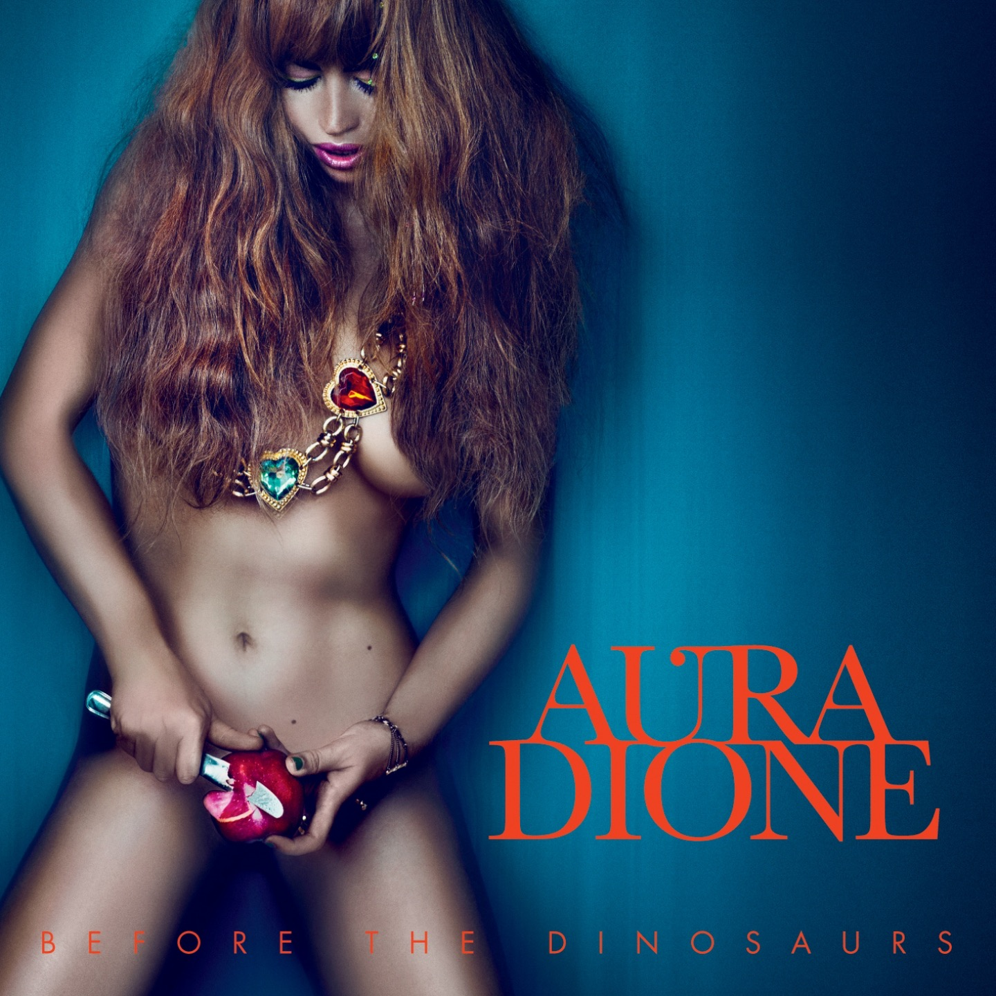 Aura Dione album Before The Dinosaurs