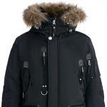 Куртка мужская Scanndi Finland 19098a  (черный)