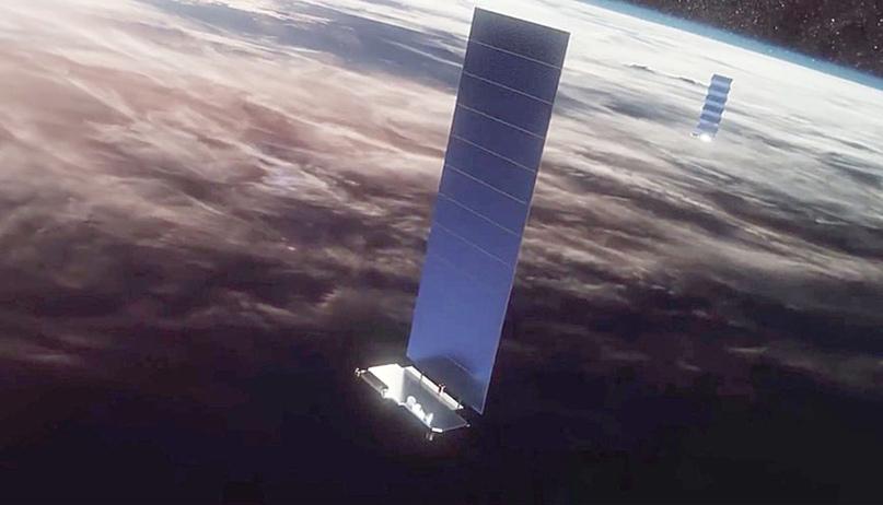 Маск обещает скорость интернета Starlink в 300 Мбит/с