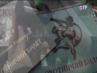 Смена логотипа на новогодний ОТР