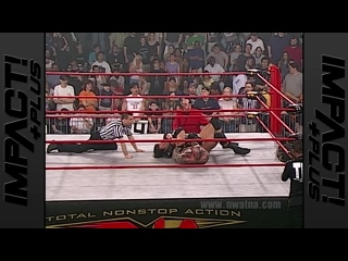 Mike Awesome vs Perry Saturn (NWA-TNA PPV #41)