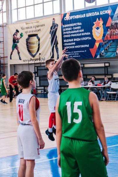 БаскетДом-1 vs Тимирязевская-2011