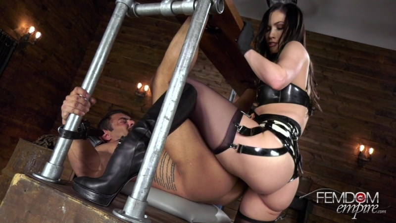 Diana Grace Made for Cock Femdom, Strap on, Pegging, Anal, Chastity, Stockings, BDSM,