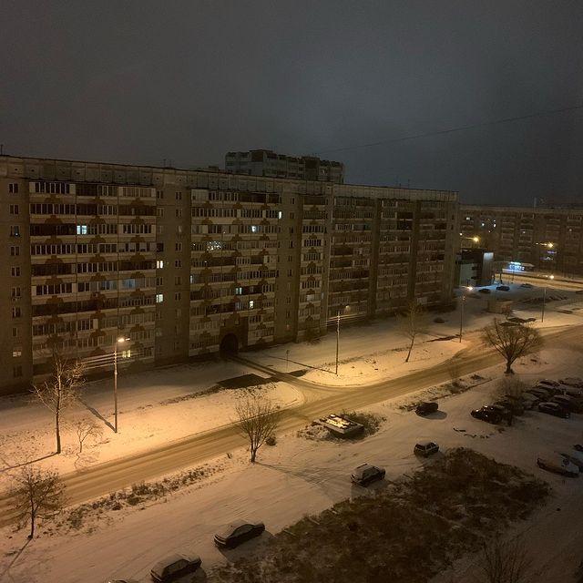 Пустые улицы)