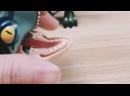 Новый парк юрского периода милые деформации динозавры фигурку робот модель juguetes дино меха игрушки для детей мальчиков