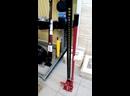 Домкрат реечный Farm Jack 150 см 3 т усиленный