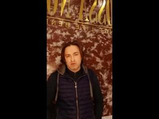 Отзыв руководителя студии танцев BOSSA NOVA CLUB