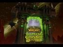 кач с нуля Пламегор Дреней шаман за Альянс World of Warcraft The Burning Crusade Classic 28 64 уровень