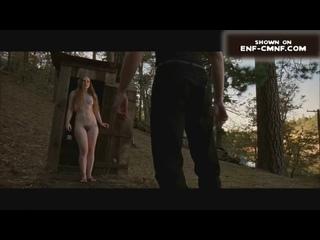 ENF, CMNF, застукана голой, отрывок из фильма