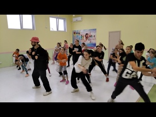 Влад Генин в Орле/ Мастер-класс/ хип-хоп. (1)
