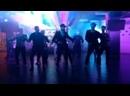 Танцевальное поздравление от TomasCo девочек с 8 марта на вечеринке в Сабуров Холл