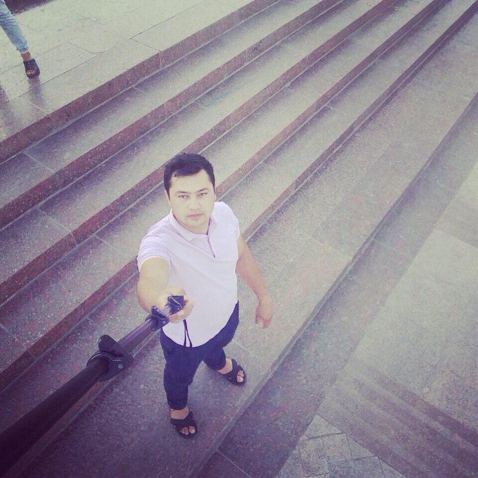 Amini, 21, Dushanbe