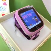 Умные часы для детей с gps Q100 (Smart baby watch)