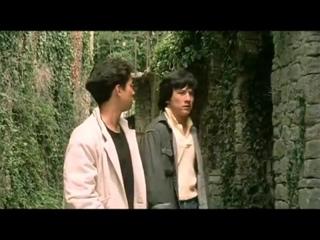 Джеки Чан в фильме-Доспехи бога.Муз.клип.-video-scscscrp
