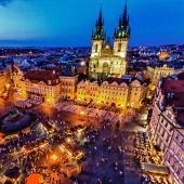 """Тур """"Чехия - Прага 7 ночей"""""""
