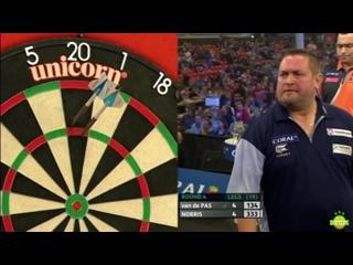 Benito van de Pas vs Alan Norris (Coral UK Open 2017 / Round 4)