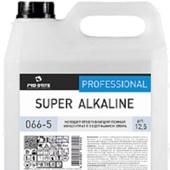 066   SUPER ALKALINE (Супер Алкалайн). Моющий отбеливающий пенный концентрат с содержанием хлора.