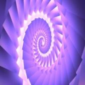 Footage Full HD (футаж) - kaleidoscope twir