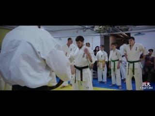 (Клип) Миша Маваши - Каратэ киокушинкай. КАЙТЭН.