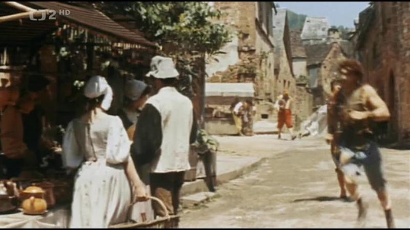 Жерар Баррэ в фильме Шевалье де Пардайан Приключения исторический Франция Италия 1962