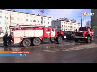 Валентин Титов мурманчанин спас земляка во время взрыва горящей «Волги»