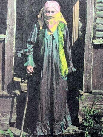Никаб у волжских татар, изображение №4