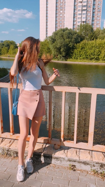 Анна Григорян, 20 лет, Москва, Россия