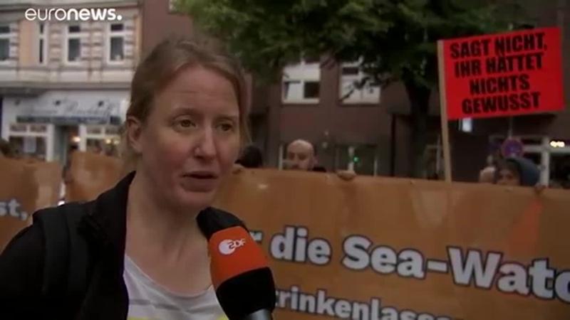 Deutschlandweite Demos für Seenotrettung