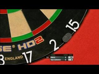 Michael van Gerwen vs Gerwyn Price (PDC Players Championship Finals 2019/ Final)
