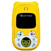 Детский телефон Baby Phone (Бэбифон) жёлтый